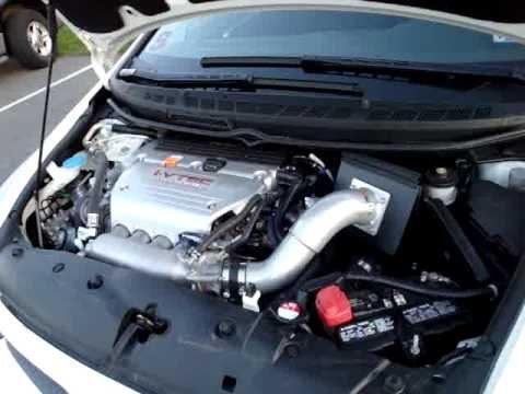 Hydrolock With K N Cold Air Intake
