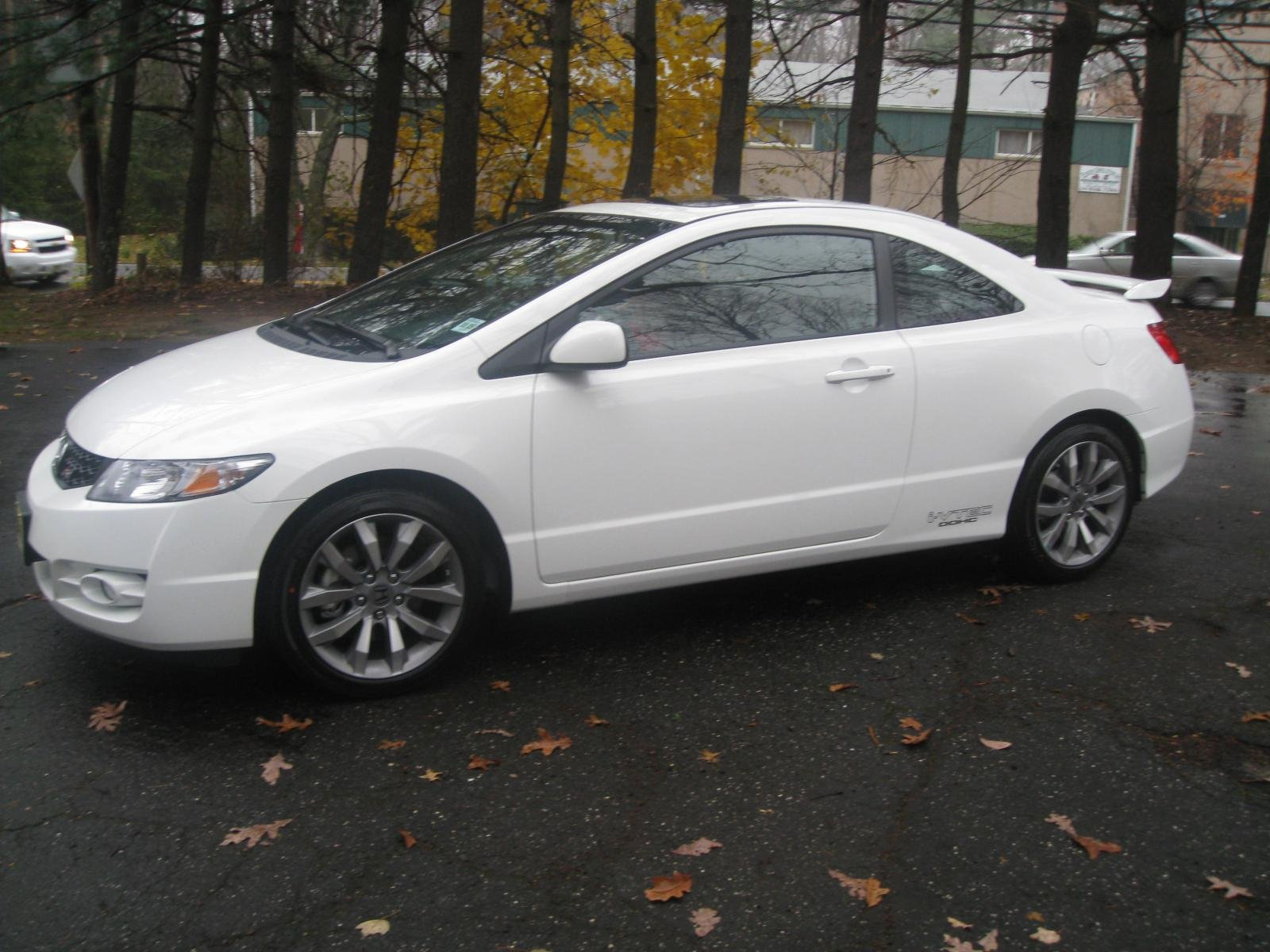2011 Honda Civic Coupe Calling All 2011 Civic Si Coupe Owners 8th Generation Honda