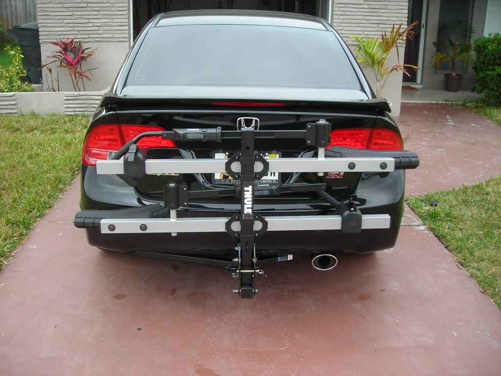 Trailer Hitch For 2008 Civic Si SEDAN 005 ...
