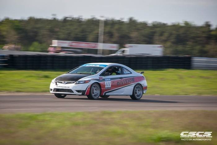 Civic Si Race Car Photos And Updates 8th Generation Honda Civic