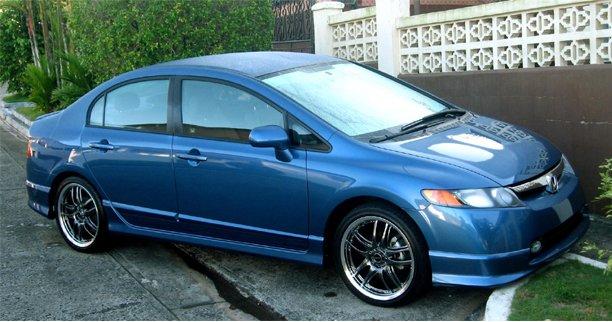 Good ... Civic 2006 Sedan LX II 2 ...