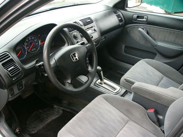 Seling My Used 2005 Honda Civic LX Automatic - 8th Generation Honda ...