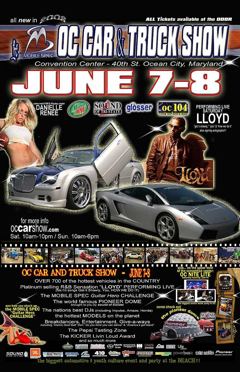 OC Car And Truck Show Ocean City MD Th Generation Honda Civic Forum - Ocean city car show 2018