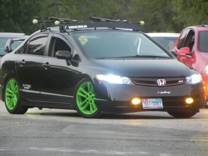 color wheels    black page   generation honda civic forum