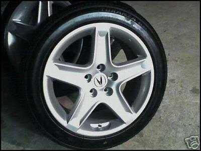 Acura TL Wheels On My Civic Th Generation Honda Civic Forum - 2004 acura tl wheel size
