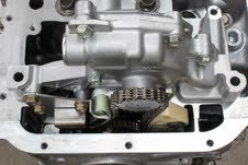 z3 TIMING CHAIN COVER BAFFLE oil pan solution-before.jpg