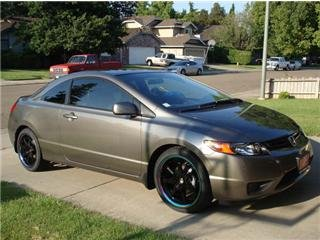 Amazing ... 2008 Honda Civic Ex Car2 ...
