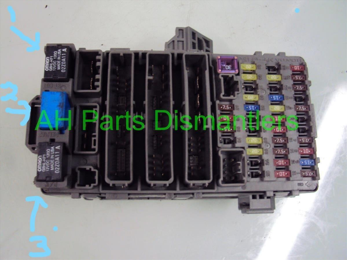 Power Window Relay Location Get Free Image About Wiring Diagram - Relay location for winsheild wipers for 2011 honda civic dx 18lcivic micu_li