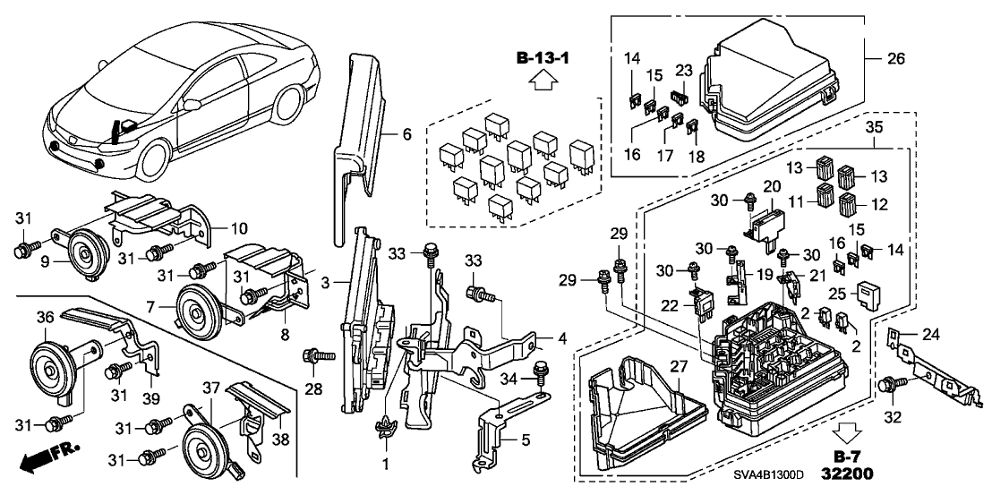 Diy Accord Dual Horn Upgrade Page 9 8th Generation