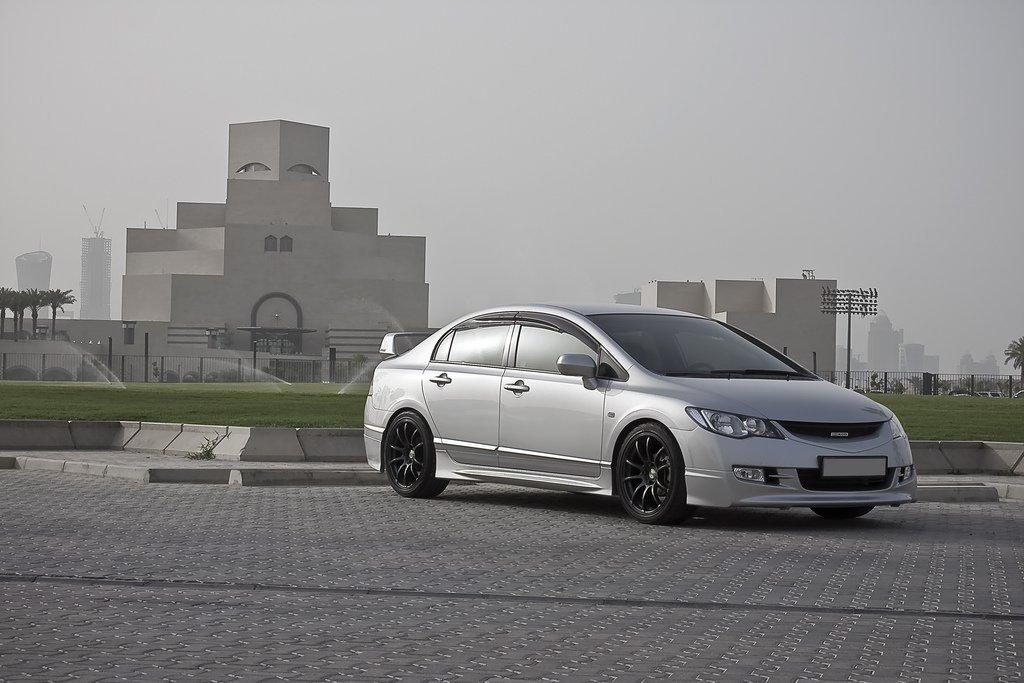 """New stuff 2011 Civic VTi """"Viper"""" - 26747d1264803212 pic request silver sedans all black wheels ctr conversion silver fa5 wallpaper"""