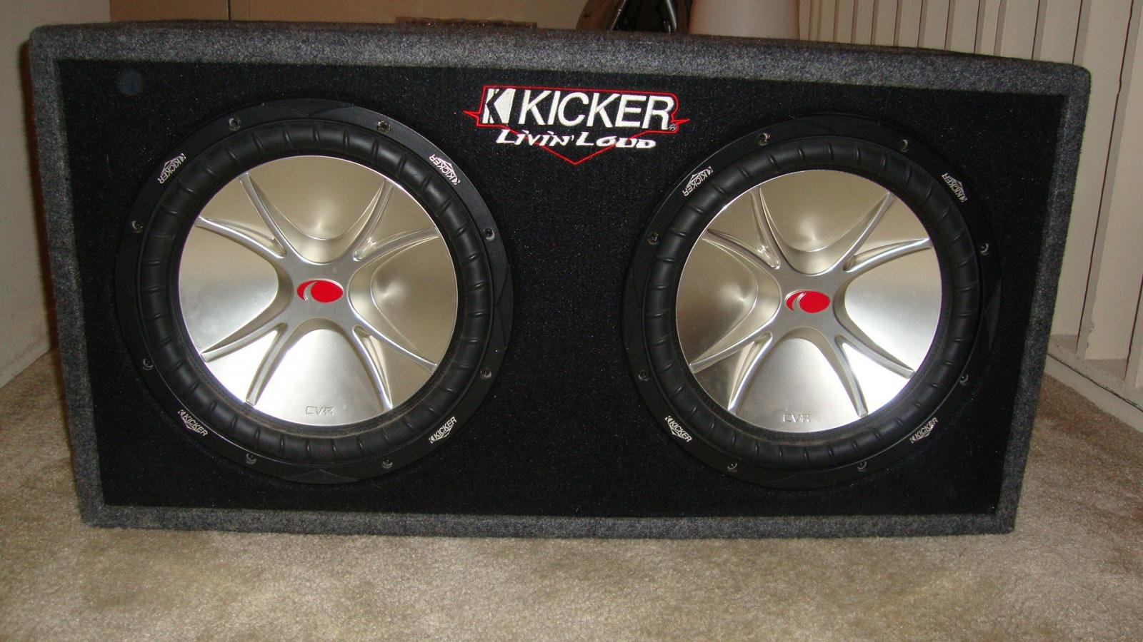 List Of Synonyms And Antonyms The Word Two 18 Kickers Further 1 Ohm Subwoofer Wiring Additionally Kicker Cvr 12 4 Inch Solo Classic Subs Youtube