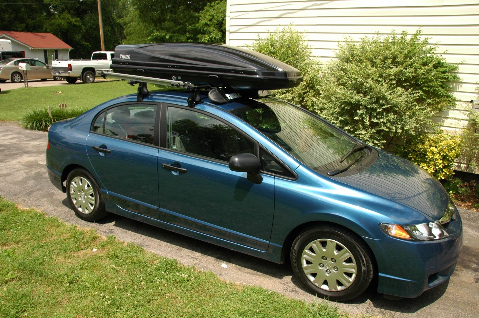Roof Rack Thread to End All Roof Rack Threads (pics inside) - Page 31 - 8th Generation Honda ...