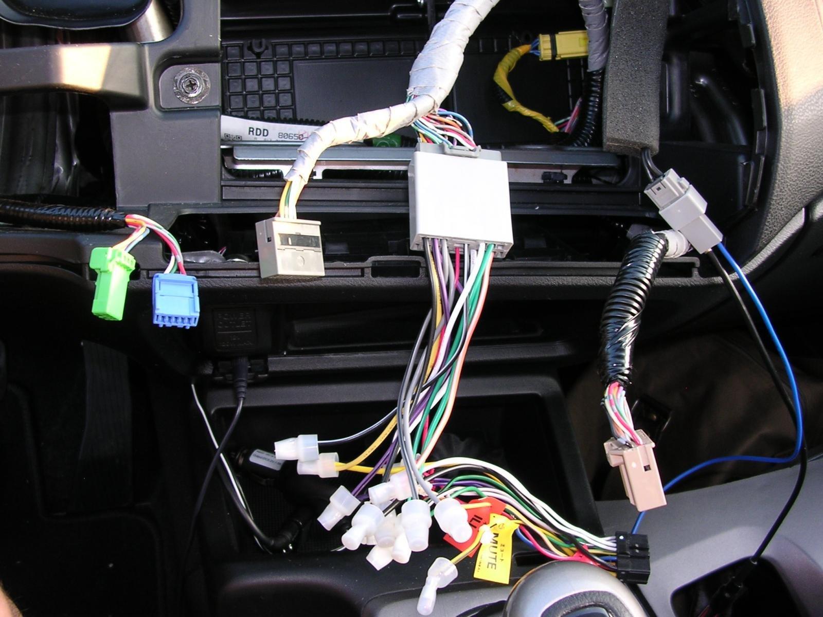 13246d1213101576 diy aftermarket radio install ex dscn1597 diy aftermarket radio install in an ex page 10 8th generation,2000 Honda Civic Radio Wiring Harness