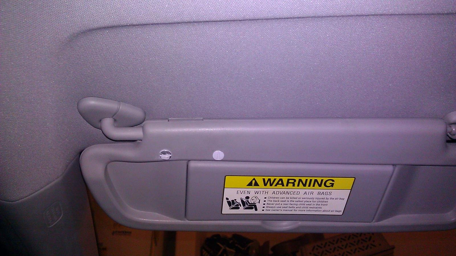 How to fix the SUNVISOR - Page 2 - 8th Generation Honda Civic Forum 75935fb77b9