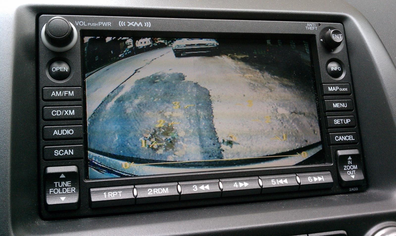 Imag0210 Back Up Camera Using Factory Navi? Imag0211