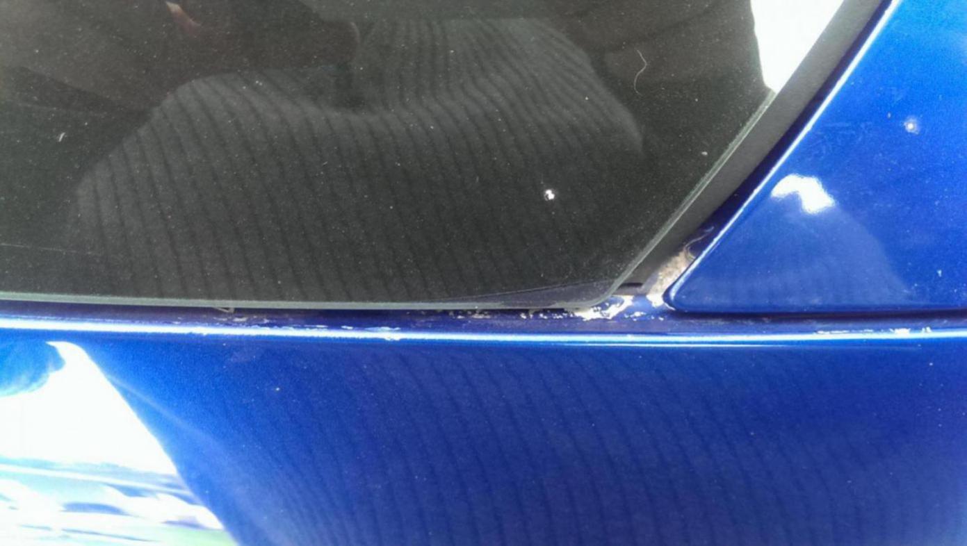 Honda paint recall