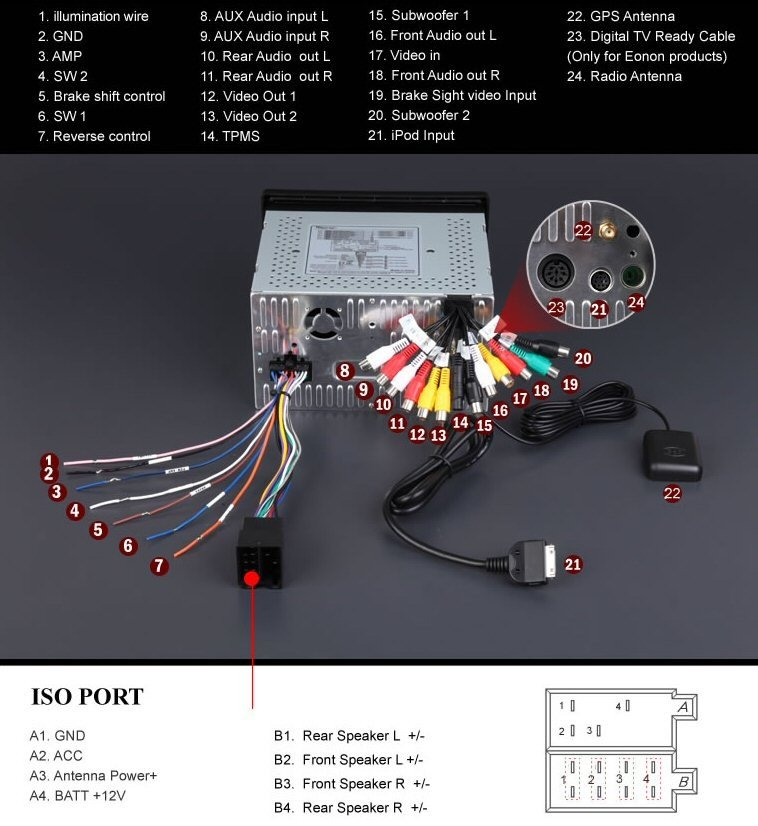 D Aftermarket Head Unit Factory Amp Image on Honda Civic Stereo Wiring Diagram