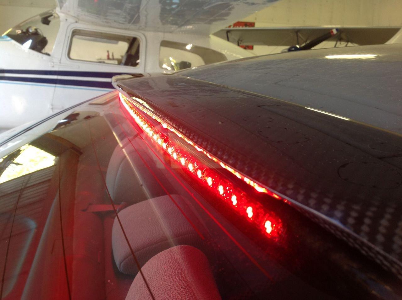 Led strip brake lights best brake 2018 optix p ra led tailgate light bar white reverse red aloadofball Choice Image