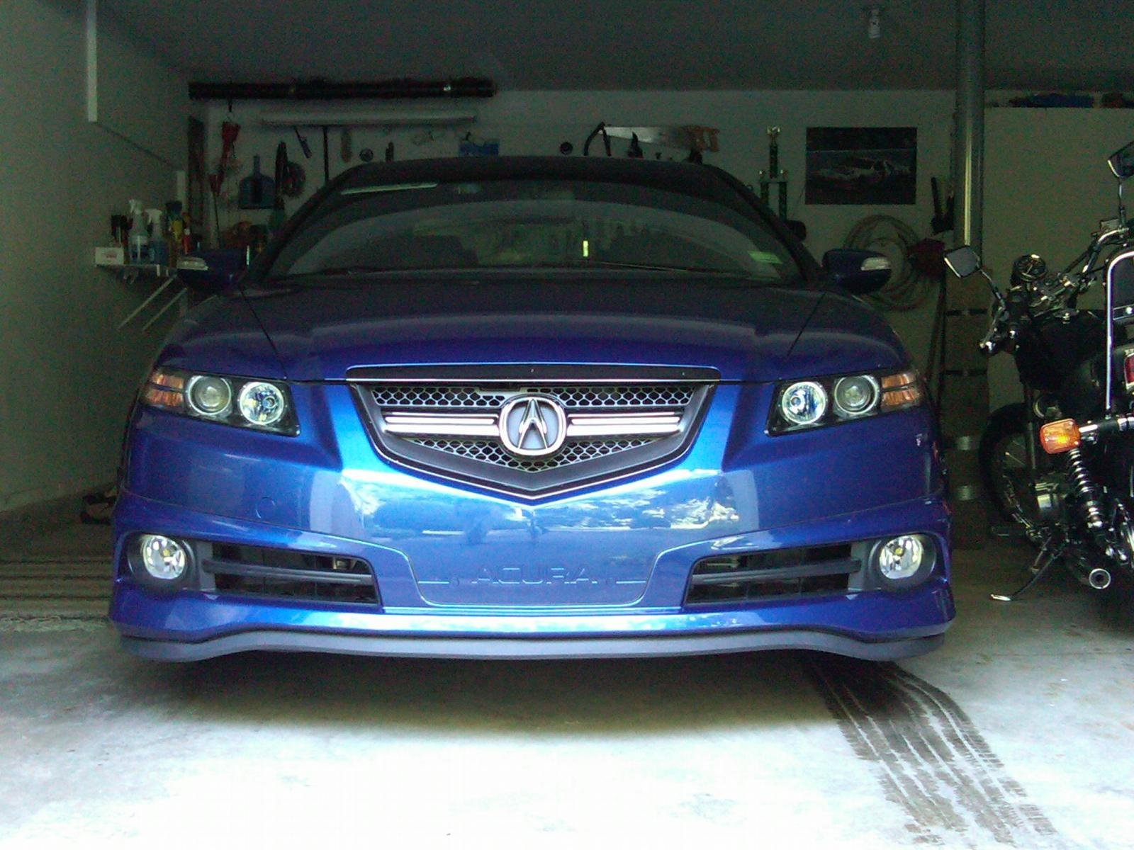 the hd r front lip finally came in 8th generation honda civic forum