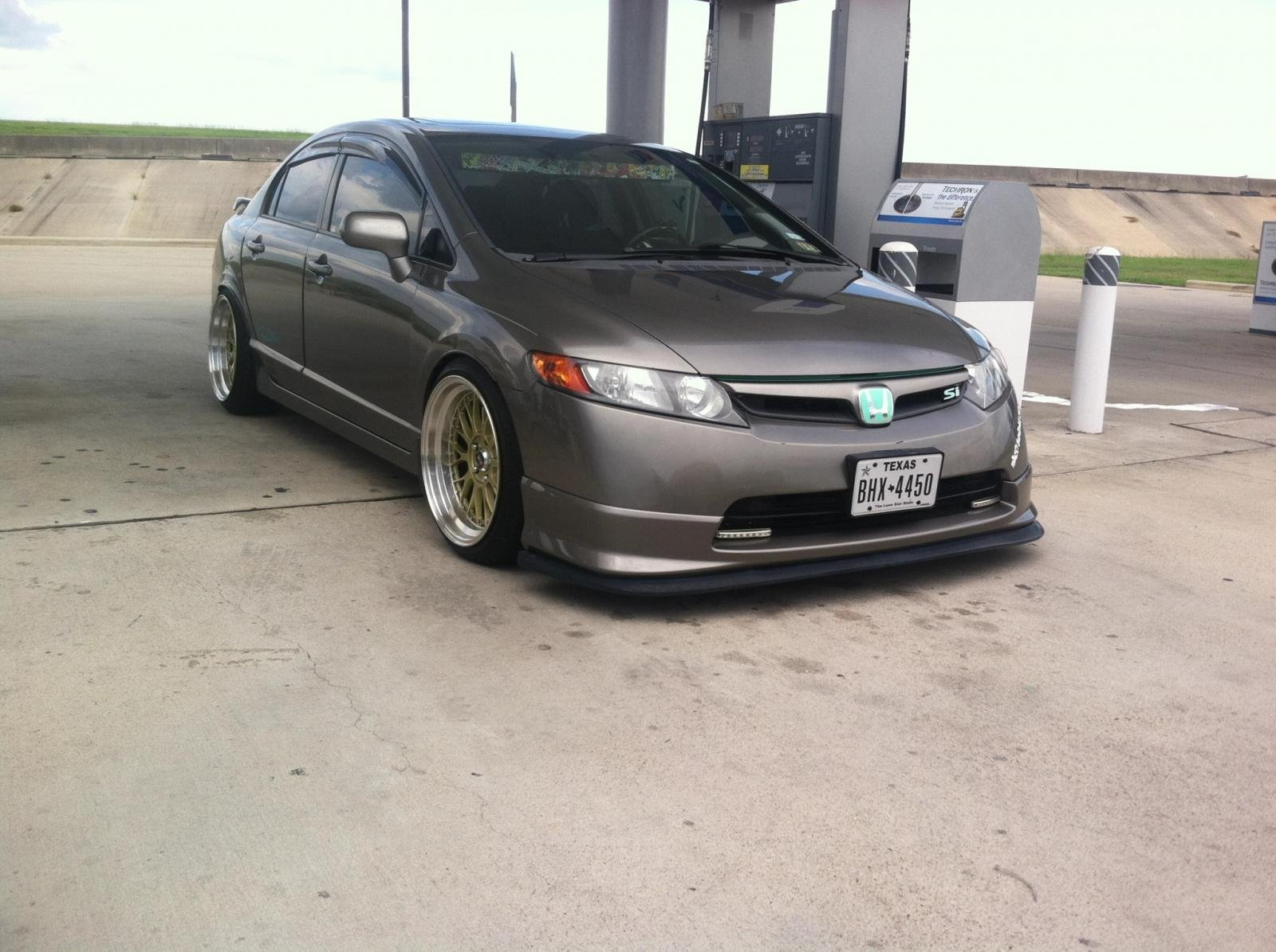 Stanced wide wheel 8th gen civic only pictures and chat img_0687