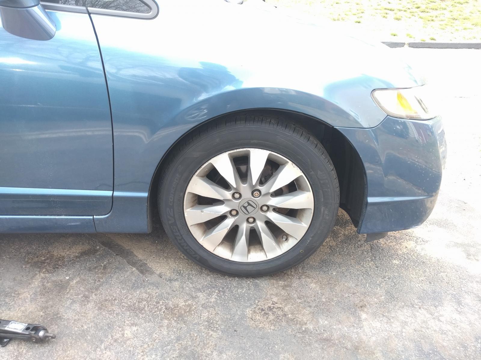 2009 Civic Sedan hit curb. Front Passenger side Suspension Replacement!-img_20190407_152624.jpg