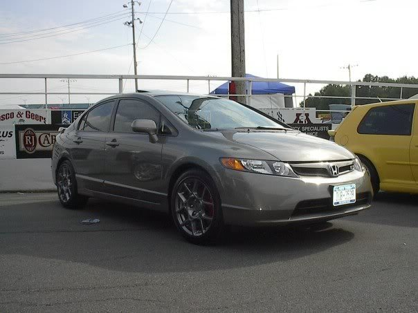 Pic Request Acura TL Type S Wheels Page Th - Acura type s rims