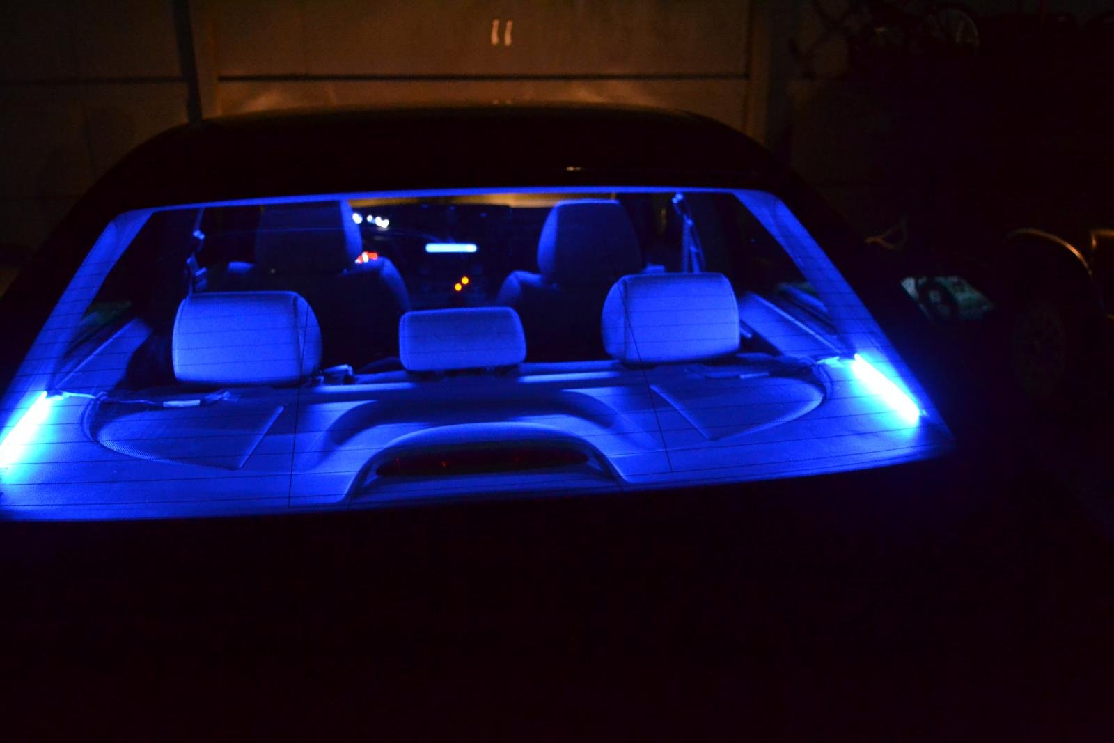 2007 Civic Sedan Lx Interior Illumination Led 8th