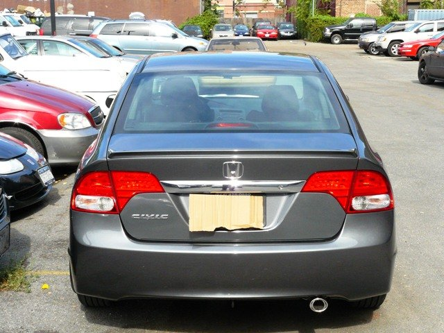 2009 civic lx sport outdoor pictures outdoor exterior rear jpg