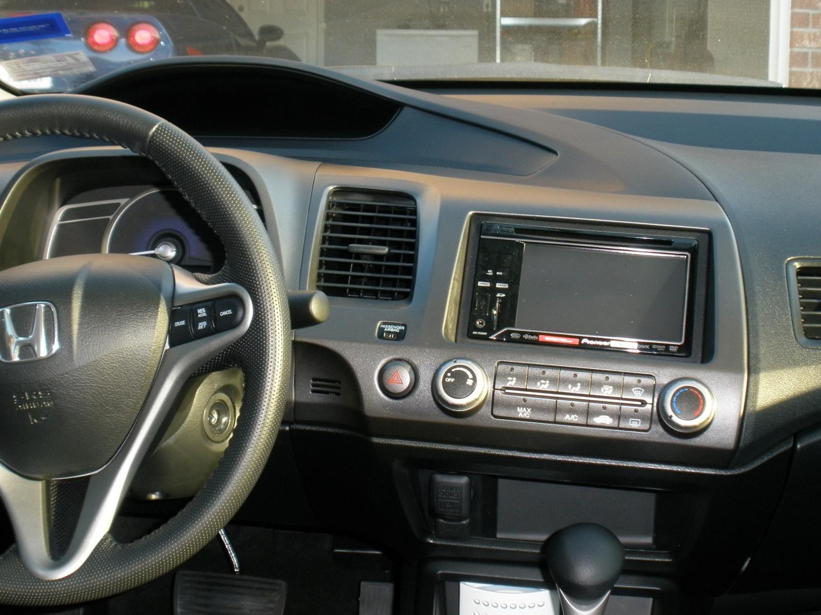 Pioneer AVH-P3300BT Install - Page 2 - 8th Generation Honda Civic Forum