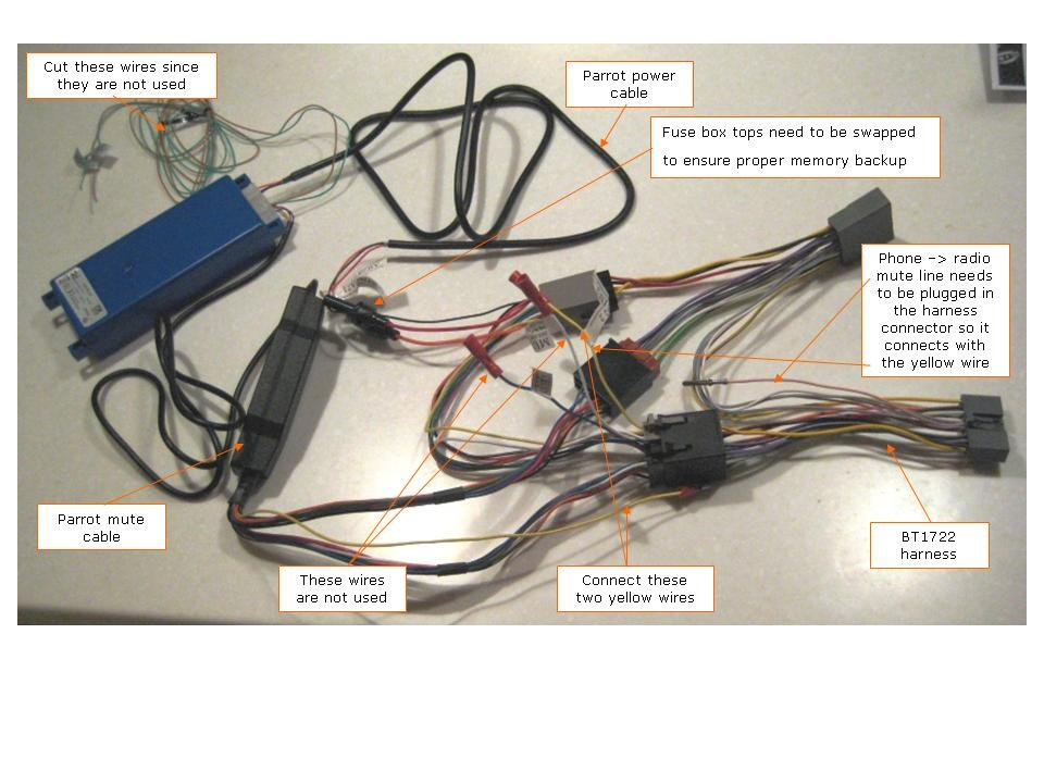 [WQZT_9871]  Parrot CK3100 hands-free in 2007 Civic EX sedan | 8th Generation Honda  Civic Forum | Wiring Diagram Parrot Ck3100 |  | 8th Civic