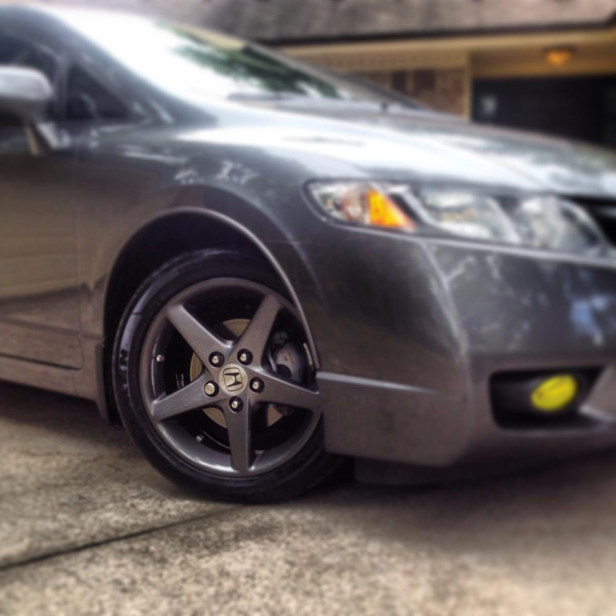 POST UP YOUr CIVICSI WITH RSX TYPE S RIMS ONLY Page Th - Acura rsx type s wheels