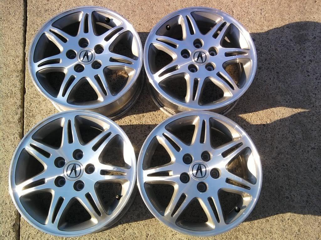 OEM Wheel Thread HondaAcura Rims On An Th Gen Page Th - Acura oem wheels