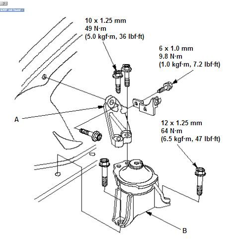 r18 motor mount diy page 4 8th generation honda civic forum Audi R10 TDI Engine r18 motor mount diy pic1 jpg