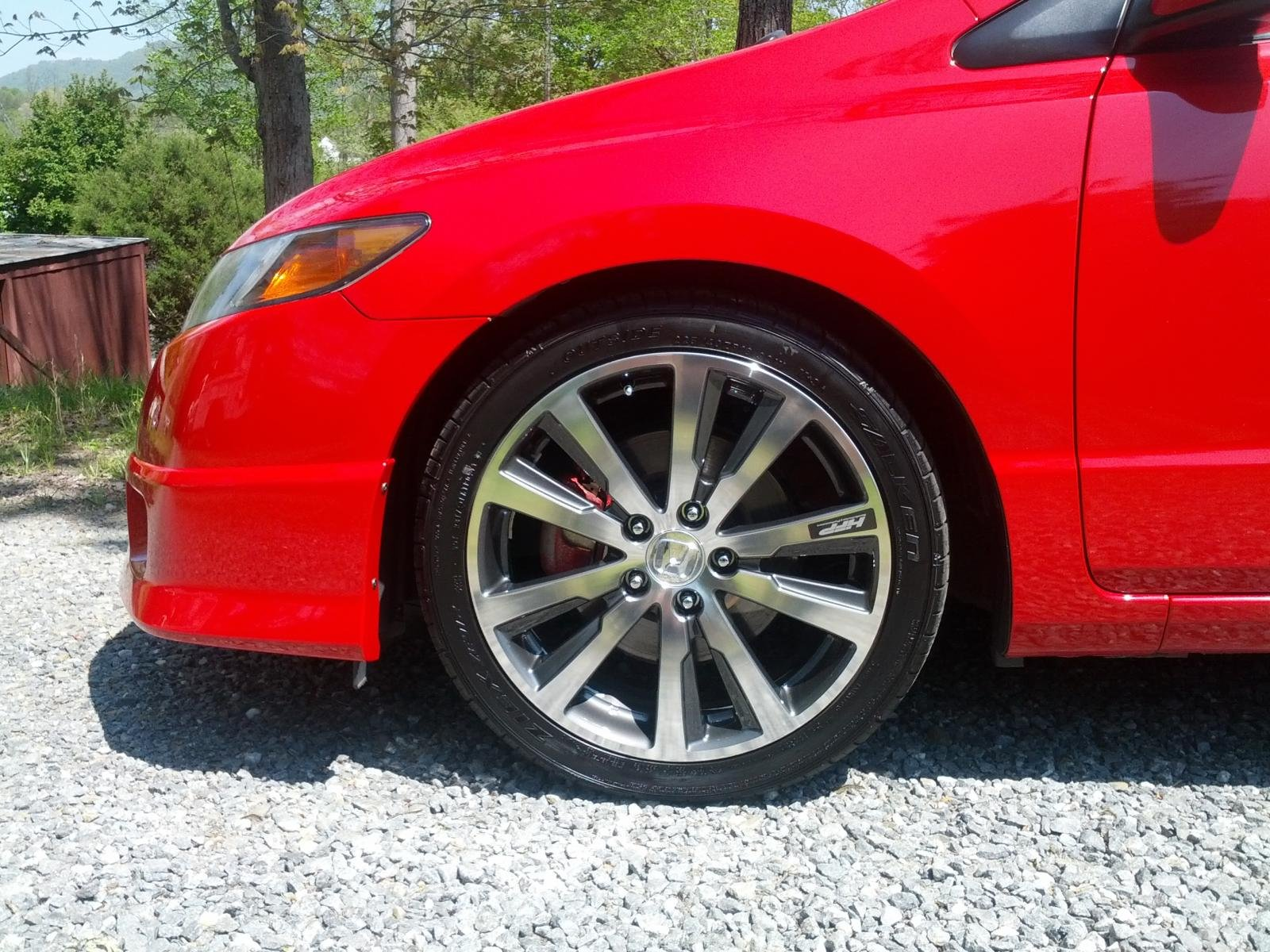 Rims Honda Civic 2012 2012 Civic si Hfp Rims
