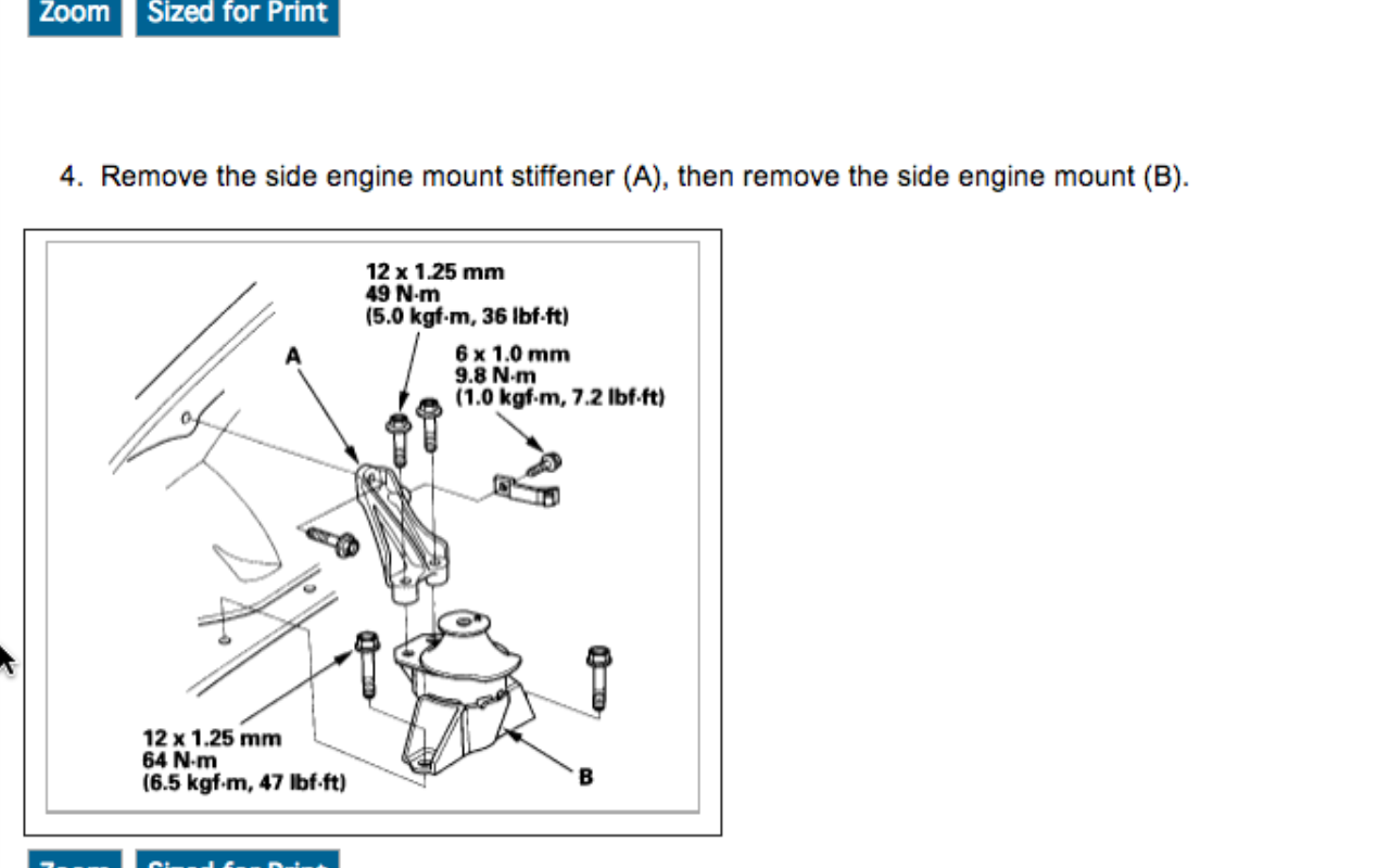transmission mount / engine mount ( drivers side ) torque specs-screen-shot-