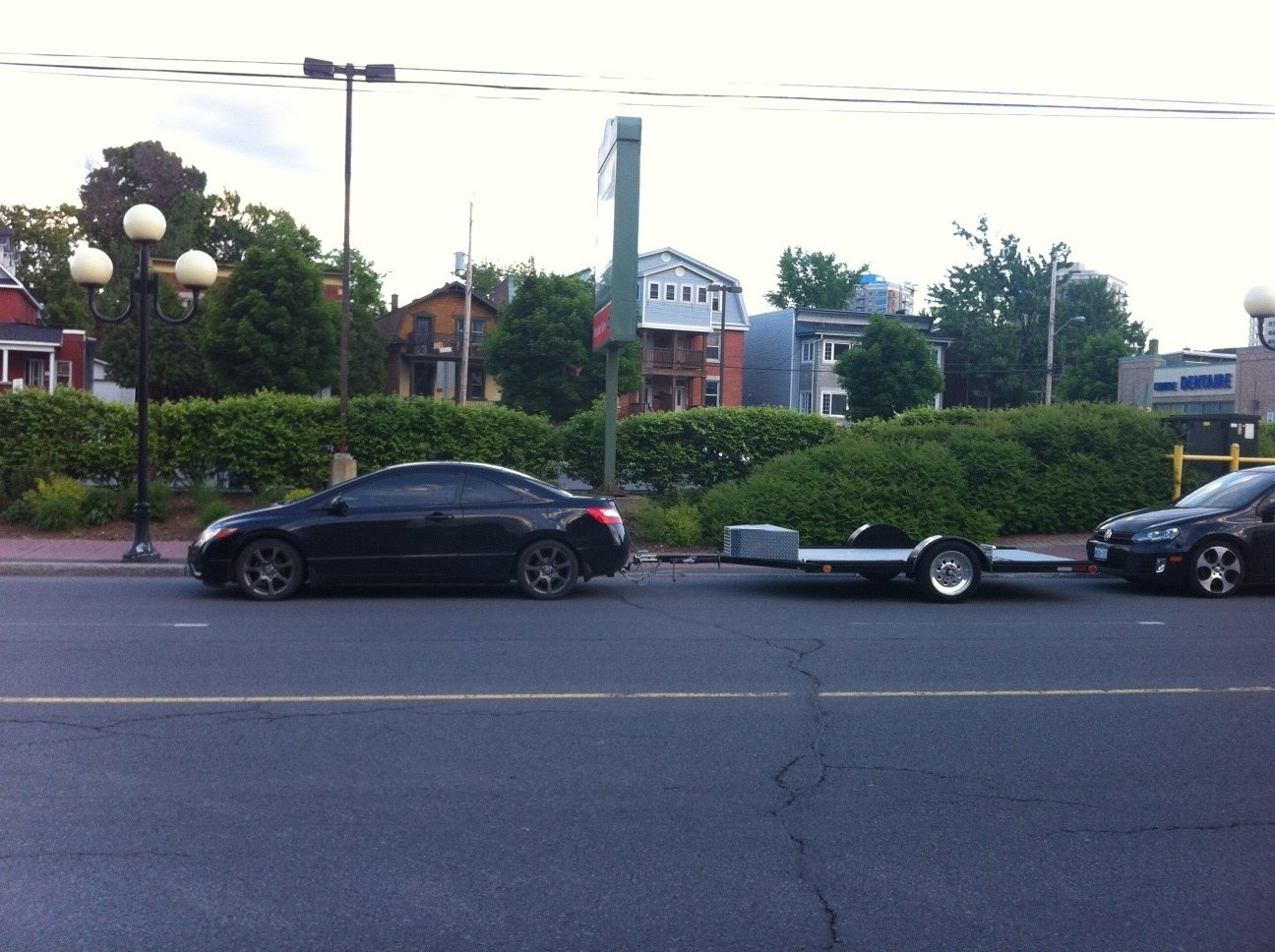 Honda Accord: Towing Your Vehicle