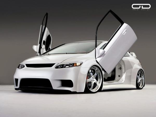 Showcase cover image for 02cbr600's 2008 Honda Civic