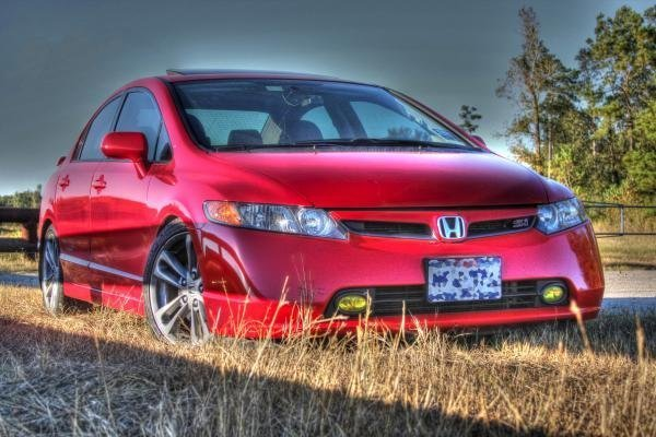 Showcase cover image for iftaqar's 2008 Honda Civic Si