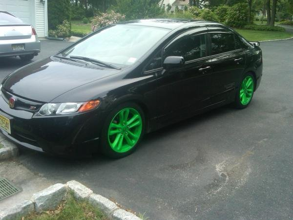 Showcase cover image for NJ SIxSpeed's 2008 Honda Civic