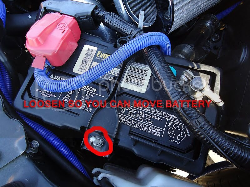 DIY: Replacing Knock Sensor P0325 | 8th Generation Honda Civic Forum