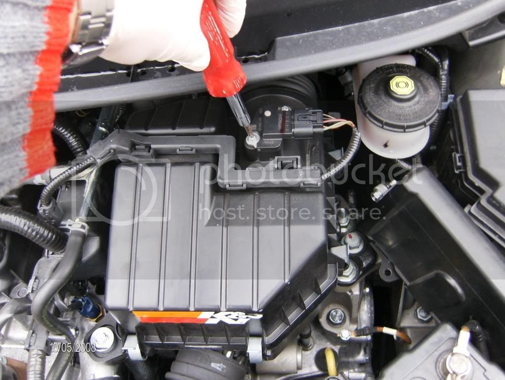 DIY r18 MAF sensor cleaning | 8th Generation Honda Civic Forum