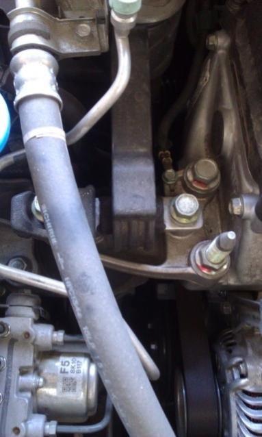 2008 Honda Civic Vibration during Idle and Deceleration | 8th